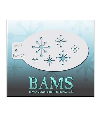 Трафарет BAMS 1040