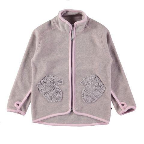Куртка флисовая Molo Ushi Pink Lady