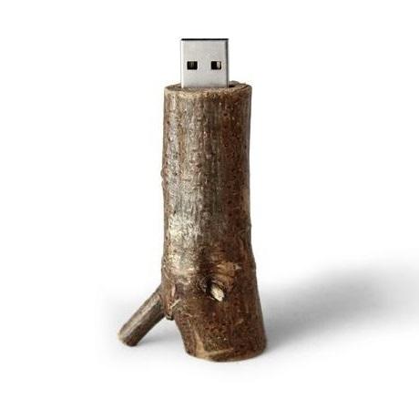 usb-флешка сучок дерева оптом