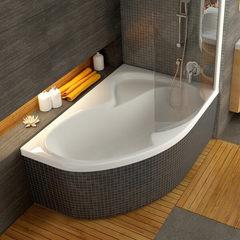 Акриловая ванна Ravak Rosa II C421000000 170х105 R белая