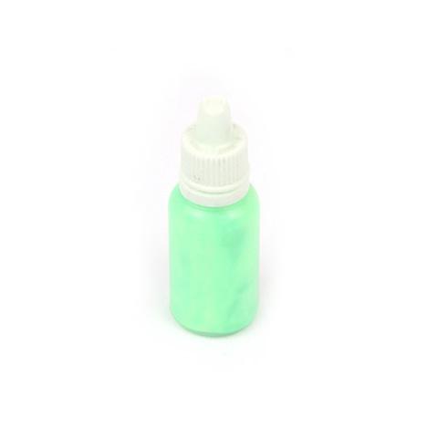 Краска  флюоресцентная Exmix Зеленый 15 мл
