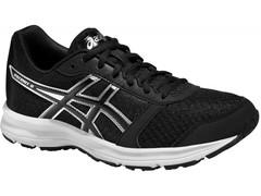 Женские кроссовки для бега Asics Patriot 8 (T669N 9099) черные фото