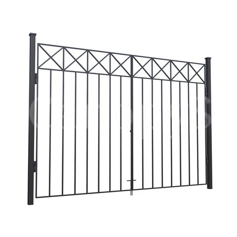 Автомобильные ворота