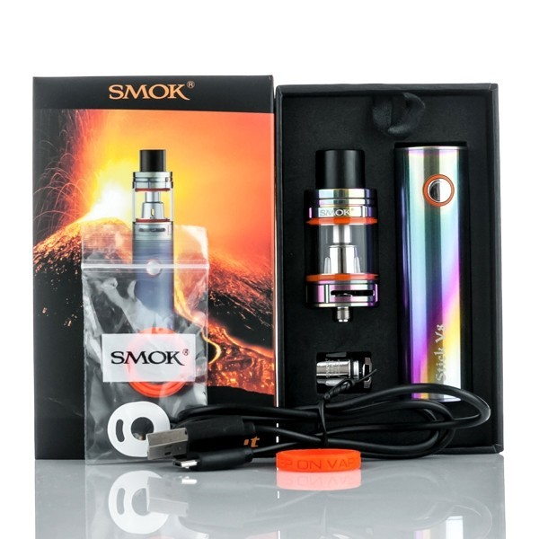 smok stick v8 kit_комплектация