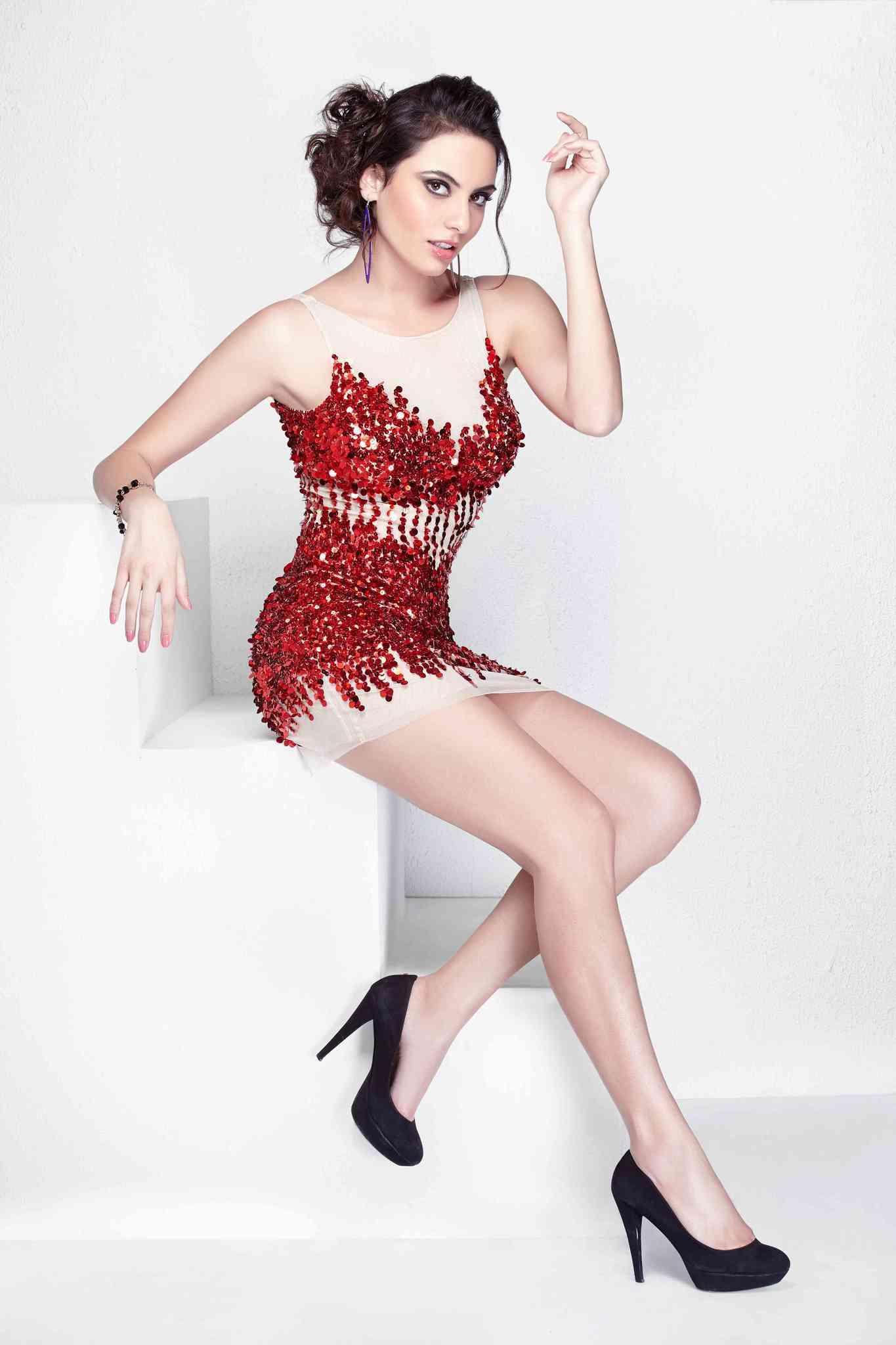 Коктейльное платье Ruslana 99025