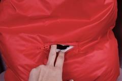 Зимний конверт мешок Скай (красный)