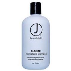 J Beverly Hills Hair Care Blonde Shampoo - Шампунь для блондированных и осветленных волос 350 мл