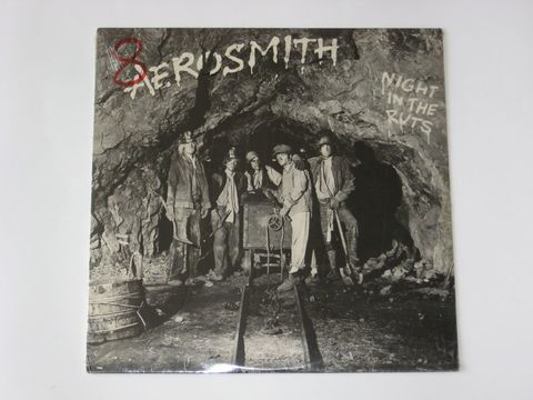 Aerosmith / Night In The Ruts (LP)