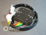 Реле регулятор Honda VT 1100 Shadow
