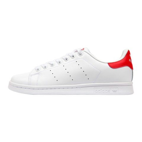 Кроссовки Adidas Stan Smith White Red M20326