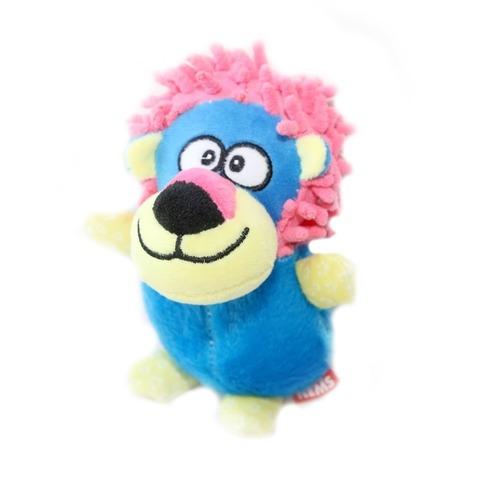 NEMS игрушка для собак лев с пищалкой 15 см