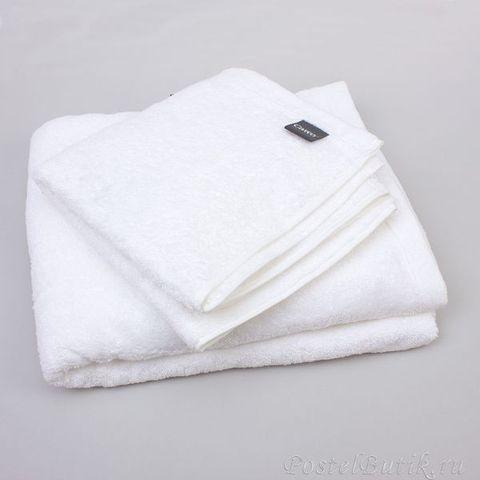 Полотенце 30x50 Cawo Life Style 7007 Uni белое