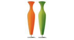 Dix heures dix H316 Orange — Напольный светильник APHRODITE H316 Orange