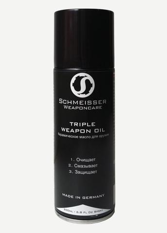 Schmeisser Triple Weapon Oil