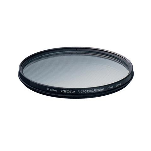 Эффектный фильтр Kenko Pro 1D R-Cross Screen W на 55mm (4 луча)