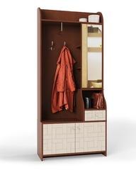 Прихожая АНДОРРА-8 шкаф комбинированный