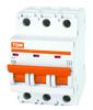 Автоматический выключатель (автомат) 3Р 16А ВА 47-63 TDM