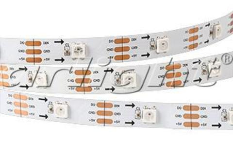 Лента SPI-5000-AM 5V RGB (5060, 150 LED X1, 2812) Arlight