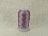 Шелковая нить, толщина 0,38 мм (FF), лиловый (1 метр)