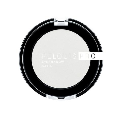 Тени для век Relouis Pro Eyeshadow  Satin тон 31 Ice-Cream