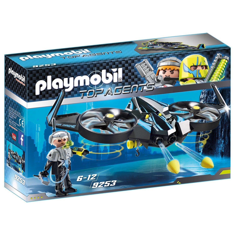Конструктор Playmobil Мега беспилотник 9253pm