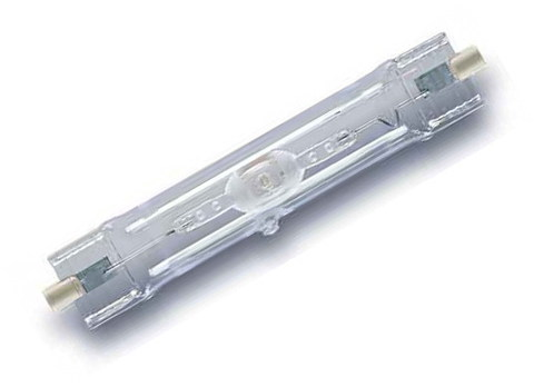 Лампа металлогалогенная ДРИ 150 2700 К Rх7s TDM