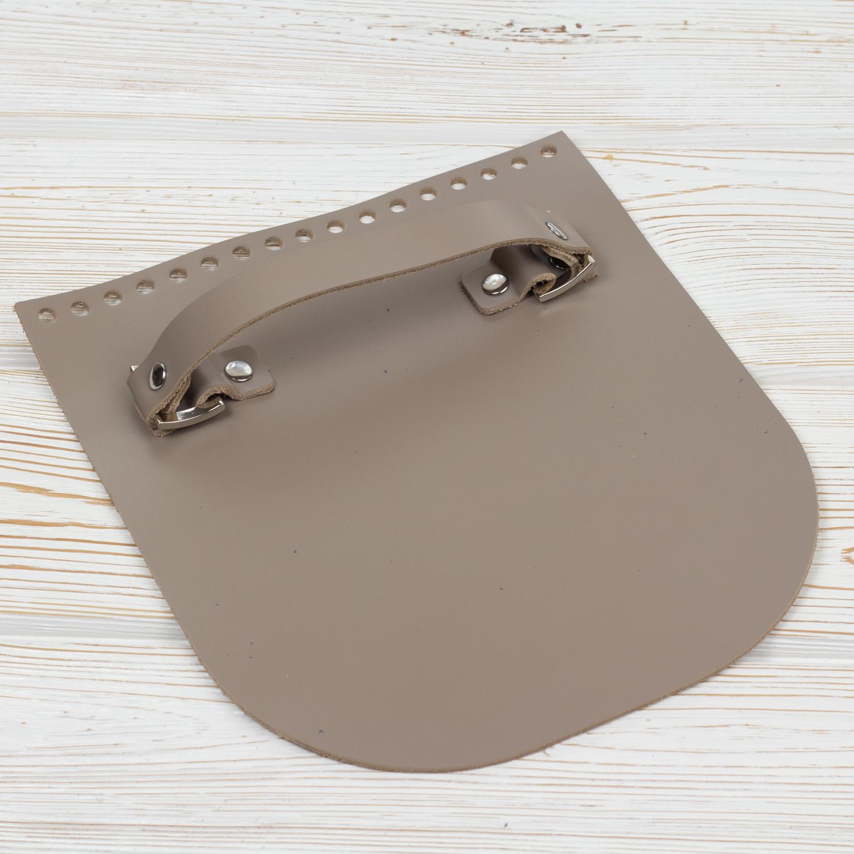 """Вся фурнитура Клапан для сумочки с ручкой кожаный """"Мускат"""" IMG_5024.jpg"""