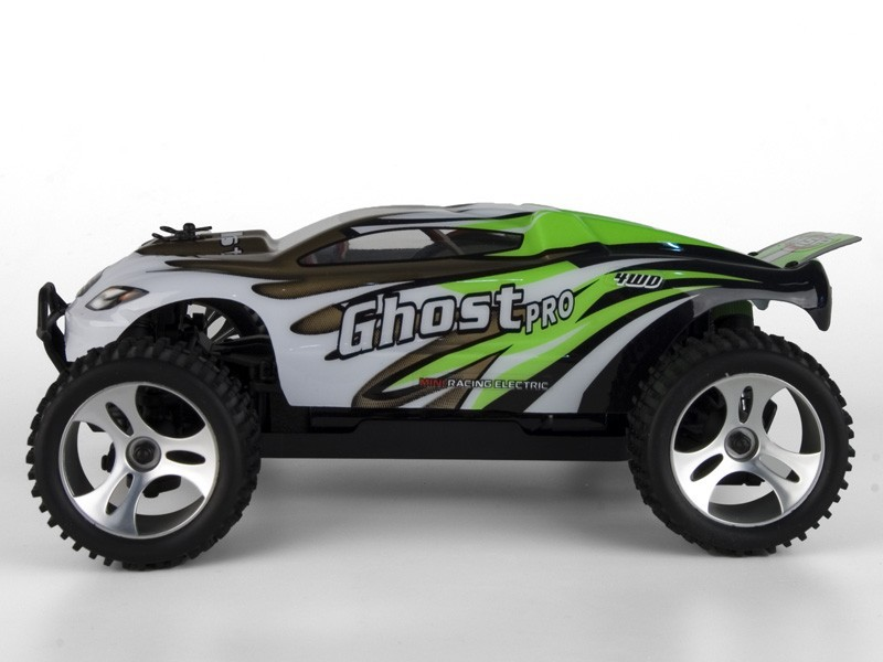 Трагги HSP 94803PRO Ghost PRO Brushless 1/18 4WD RTR