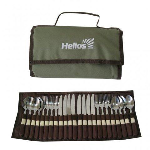 Набор столовых предметов на 8 персон Helios (HS-021 (8))