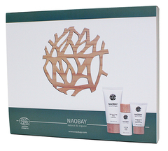 Подарочный набор для лица MultiSensitive, Naobay