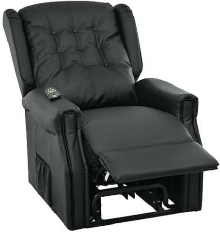 фото Массажное кресло-реклайнер LOW-END класса OTO LIFT CHAIR LC-800 с функцией подъема