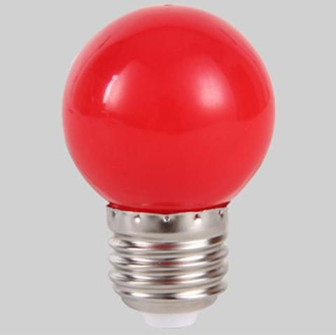 Светодиодная лампа для гирлянды Белт лайт Е 27  1 Ват