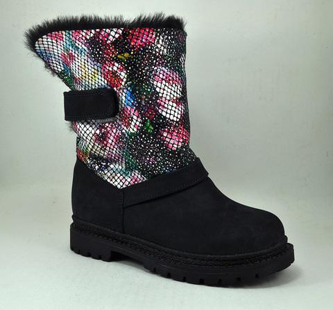 Зимние ботинки-угги Panda 1300-37-207