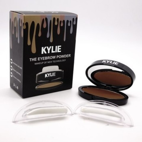 Набор теней для бровей Kylie the Eyebrow Powder