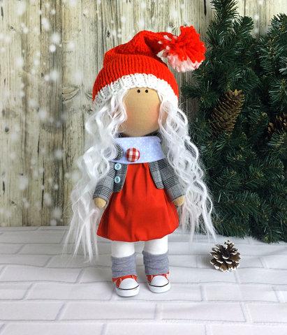 Лялька Соля з колекції - Honey Doll. Різдвяна серія