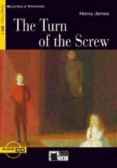 Turn Of The Screw (The) Bk +D (Engl)
