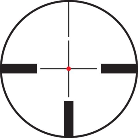 Оптический прицел Leupold VX-3 3.5-10x50 German, с подсветкой, 30 мм (67590)