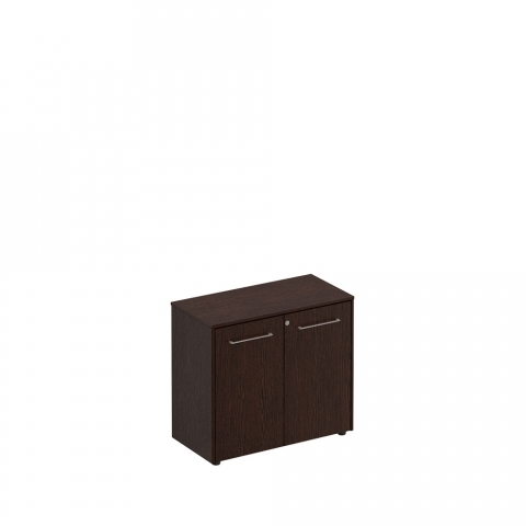 Шкаф для документов низкий закрытый (94x46x81)