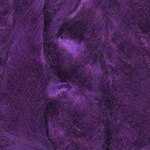Вискоза для валяния (Троицкая) 262 Фиолетовый - купить в интернет-магазине недорого klubokshop.ru