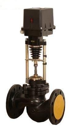 Автоматический запорно-регулирующий односедельный гидроклапан (КЗР)