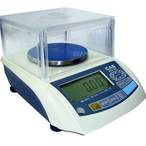 фото 1 Лабораторные весы Cas MWP-600 на profcook.ru