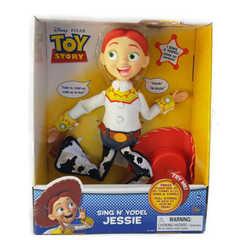 История Игрушек Вуди и Джесси куклы говорящие