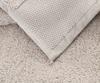 Набор полотенец 3 шт Cassera Casa Helios коричневый
