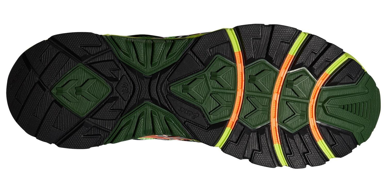 Мужские кроссовки внедорожники Asics Gel-Fujitrabuco 3 G-TX (T4E3N 8593) фото