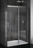 Душевая дверь BAS Galaxy WTW-130-C-CH 130 см
