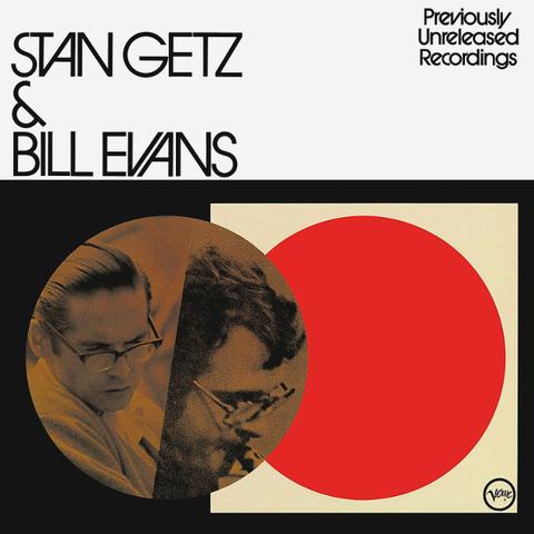 Stan Getz & Bill Evans / Stan Getz & Bill Evans (LP)
