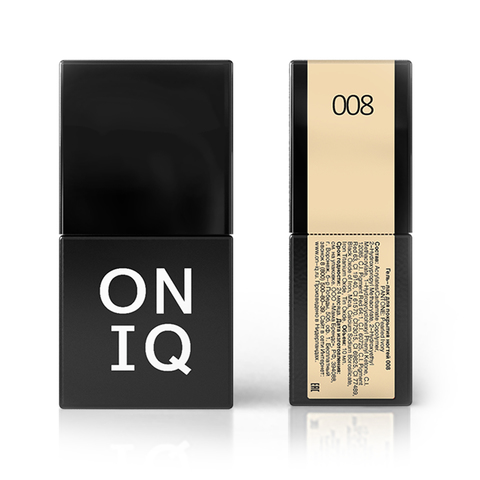 OGP-008 Гель-лак для покрытия ногтей. PANTONE: Pearled Ivory