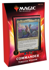 Commander 2020 («Икория»): Timeless Wisdom