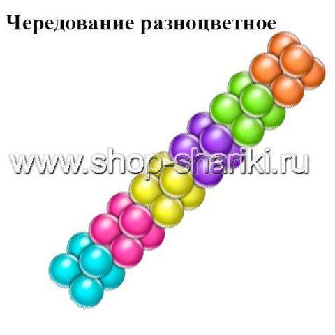 Гирлянда из шаров