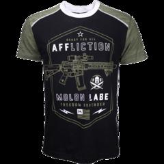 Футболка Affliction Molon Labe